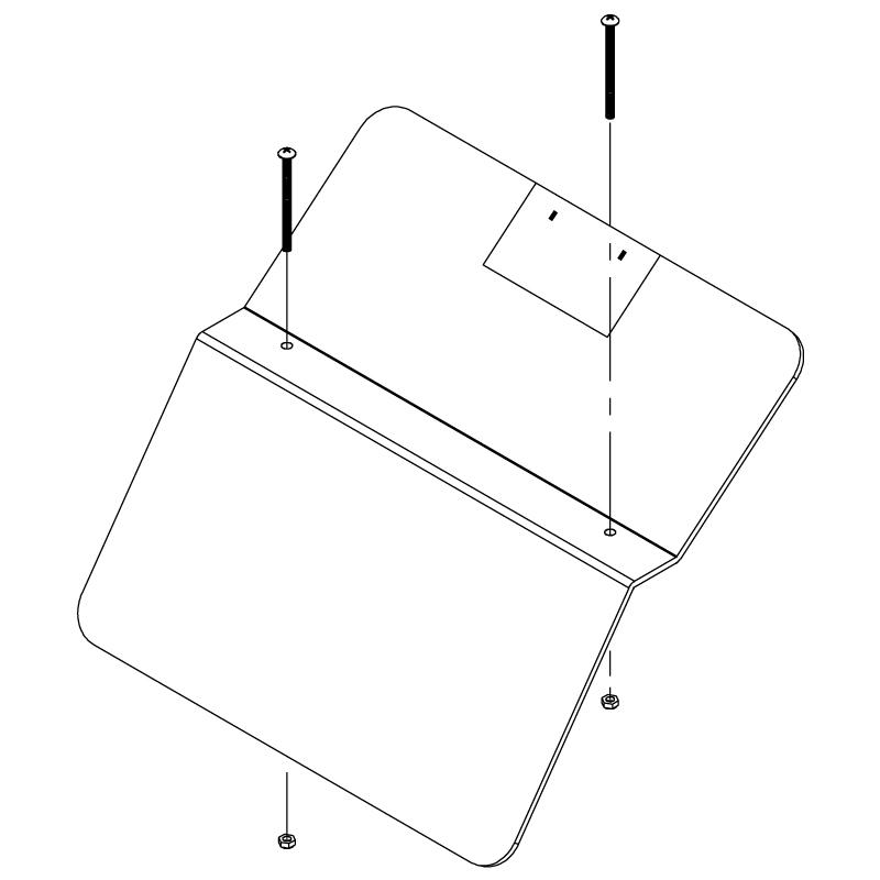 docking pin cover kit